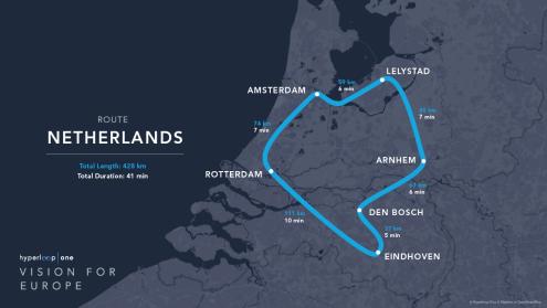 Hyperloop Netherlands