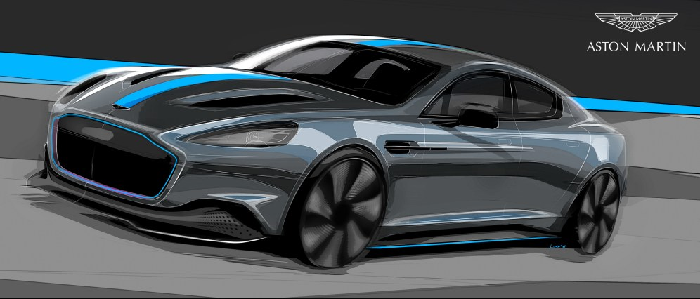 Aston Martin Confirms Limited Production Plan For Its First All