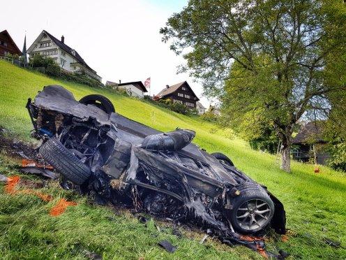 Rimac crash 2