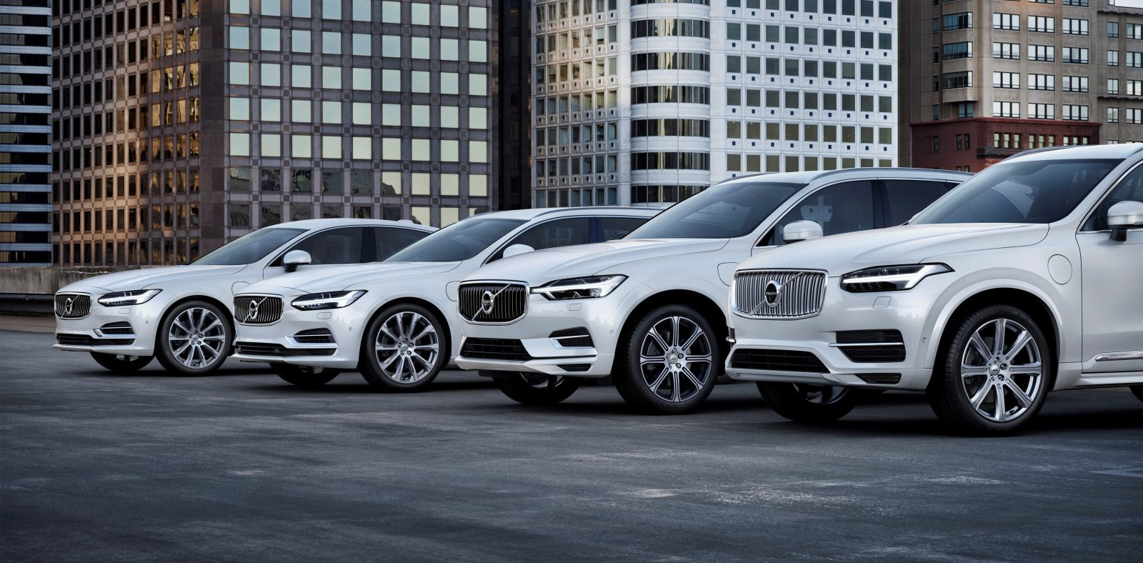 Volvo Is Adding Electric Motors To All Its Future Vehicles