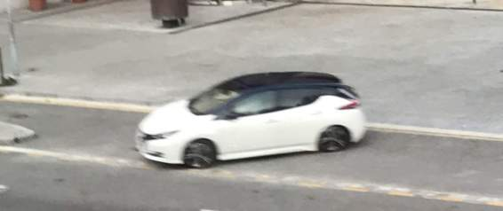 next-gen Nissan Leaf 2