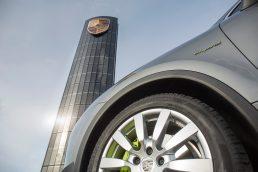 Porsche Solarpylon, Porsche Zentrum Berlin-Adlershof