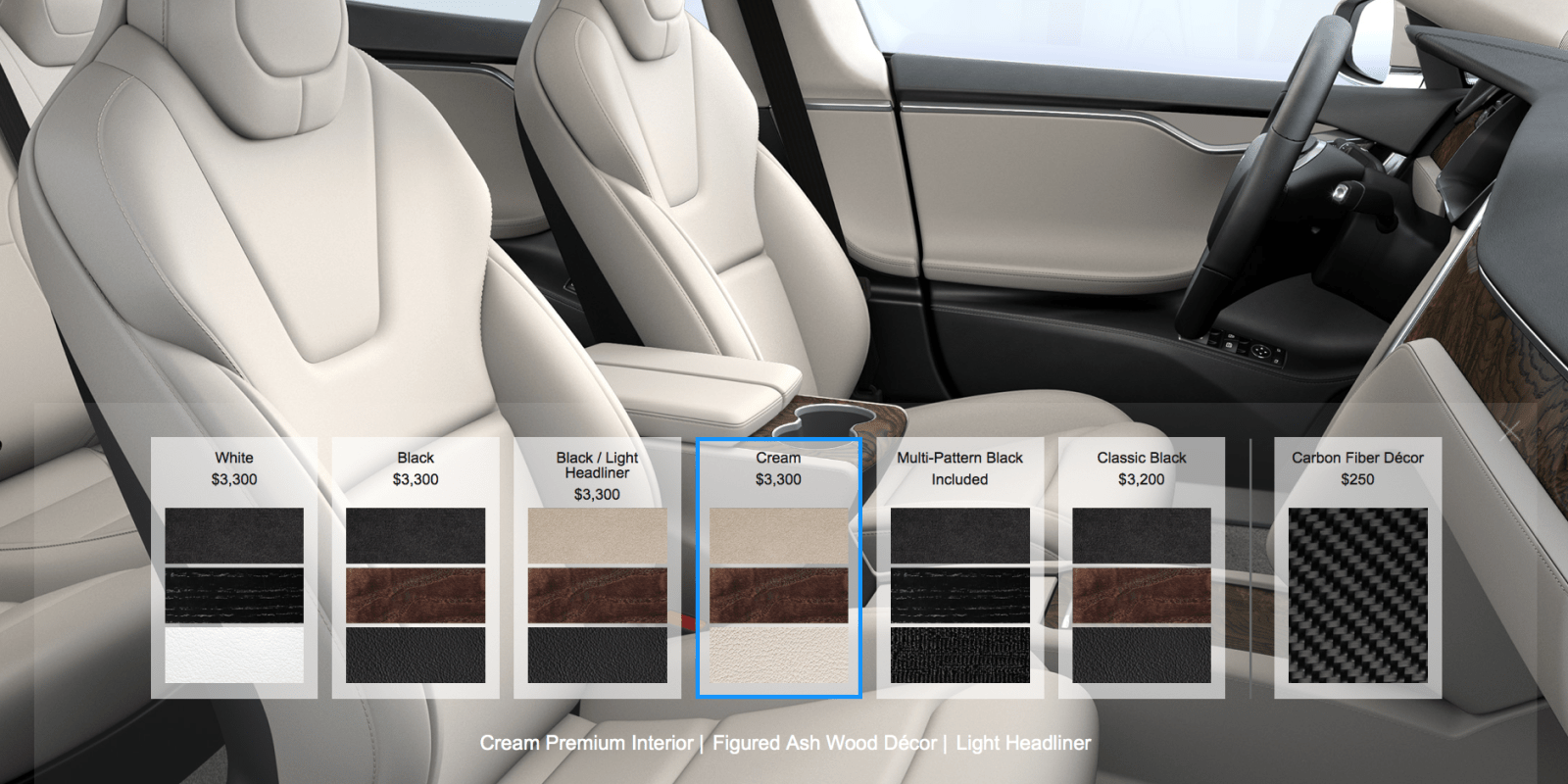 All Of Teslas Seat Options Are Now Vegan
