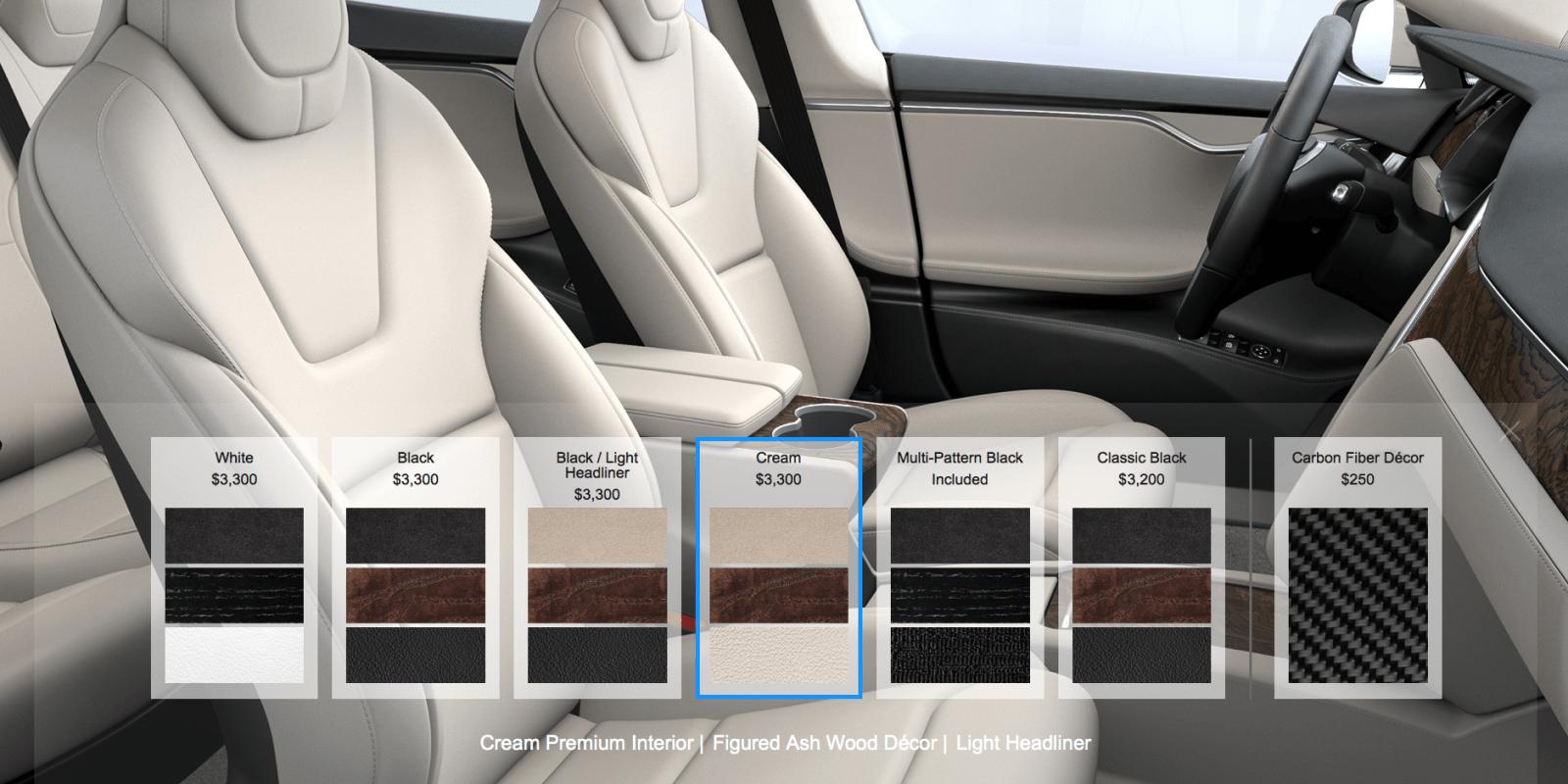 All of Tesla's seat options are now vegan | Electrek