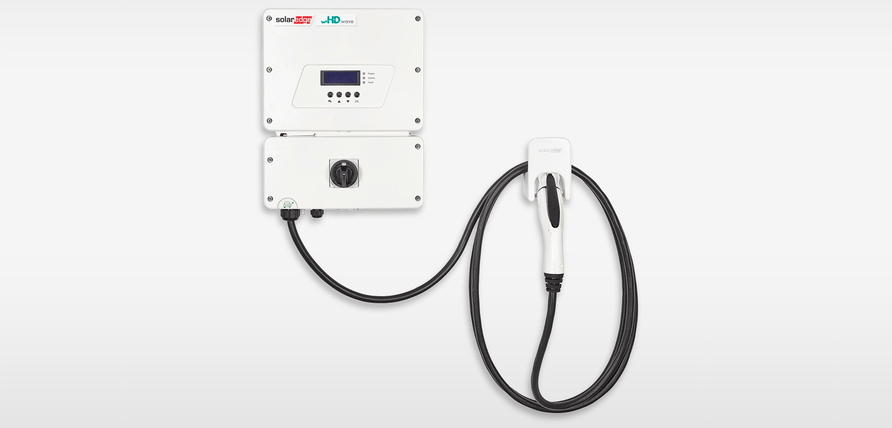 Solaredge Unveils New Home Electric Car Charger Integrated