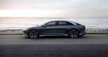 Lucid Air prototype 1