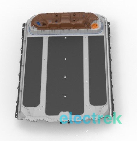 Tesla Model 3 battery pack 5