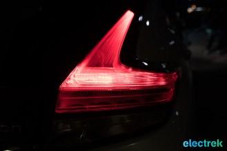 109 lights on tail rear brake dark night design New Nissan Leaf 2018 National Drive Electric Week Bridgewater NJ-66