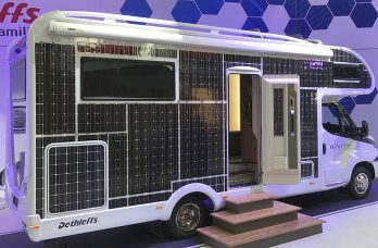 Electric Motorhomes Are Coming A New Rv Powered By Solar