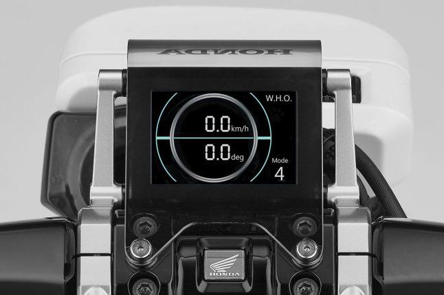 Honda introduces Riding Assist-e self-balancing electric motorcycle 8