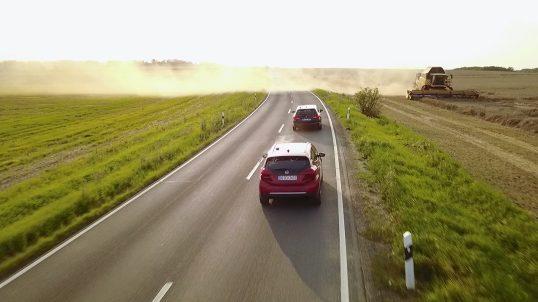 Record-breaking 750 km trip for Opel Ampera-e