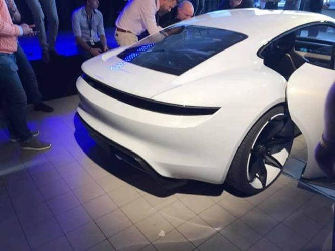 Porsche Mission E 11