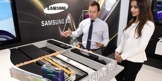 [Samsung SDI] - 2017 Frankfurt Motor Show #07