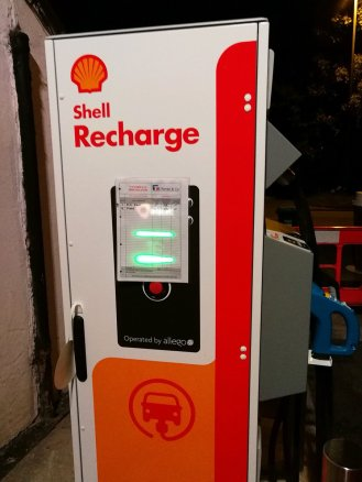 shell EV charger 1