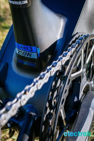 Raleigh Redux IE electric bicycle (3 of 39)