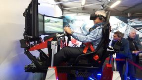 electric gt virtual reality