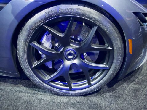 roadster tire front