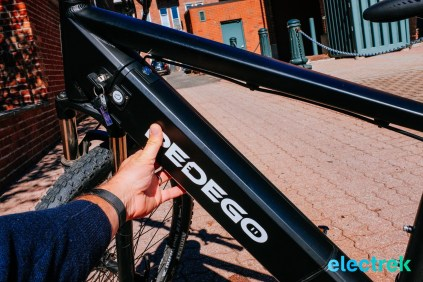 Pedego Ridge Rider electric bicycle - electrek Review (5 of 7)