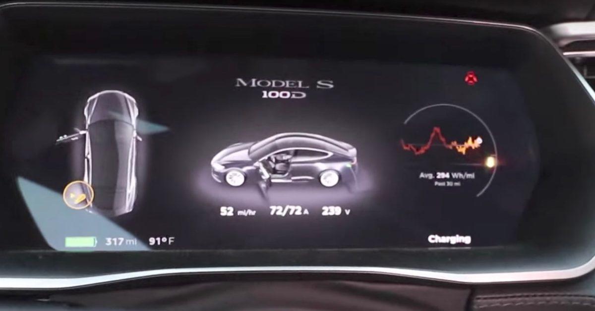 Tesla unlocks even more power in Model S 100D, 0-60 mph ...