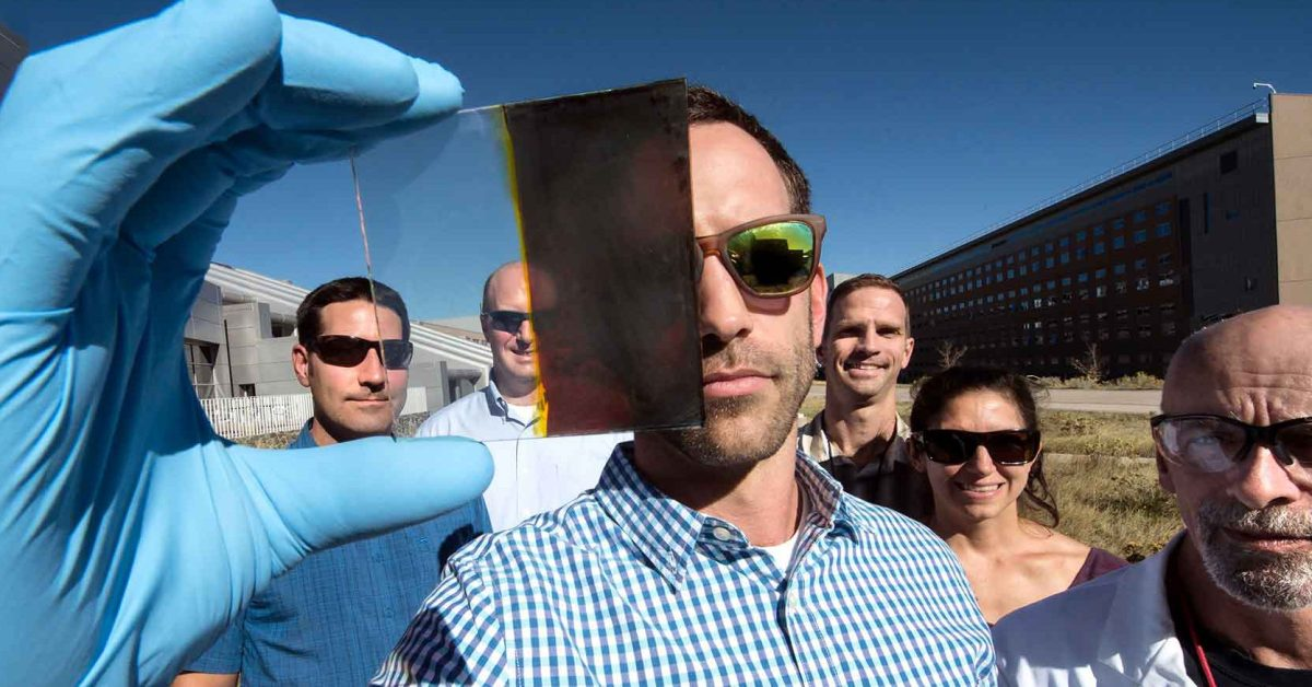 Solar powered smart windows break 11% efficiency - enough to generate more than 80% of US electricity - Electrek