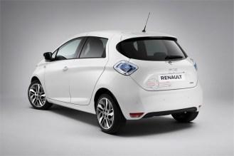 2017 - Renault ZOE Série Limitée Star Wars