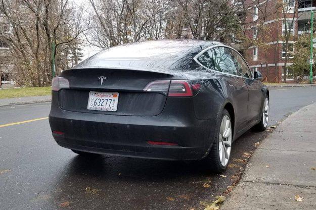 Model 3 montreal