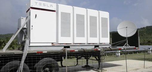 Tesla powerpack puerto rico