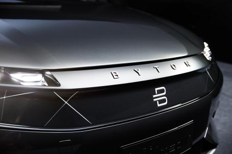 8-BYTON Smart Surfaces