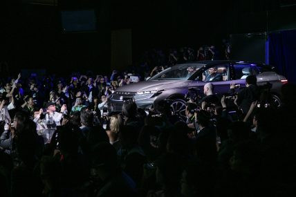 BYTON electric intelligent SUV makes global debut at CES (6)