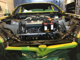 Installing the Windshield Armored Tesla Model S P100D