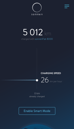 Charger App charging speed