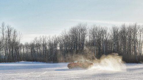 FF 91 winter testing 2