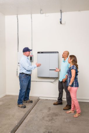 SRP Battery Storage Rebate Program