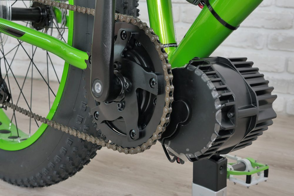 diy fat tire electric bicycle