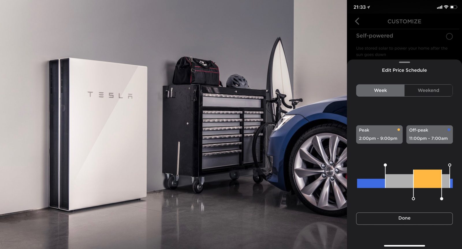 Tesla releases Powerwall 2 update to let owners take better advantage of variable energy costs