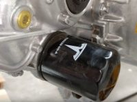 Model 3 drive unit oil filter
