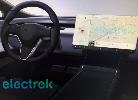 Tesla Model S:X design refresh Electrek 2