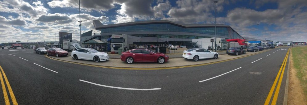 Tesla silverstone 2