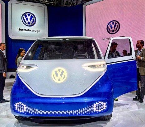 VW ID BUZZ Cargo 2