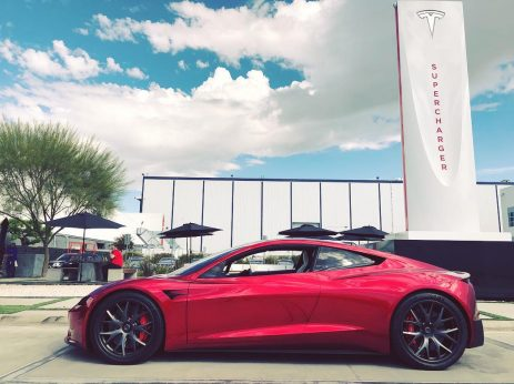 Tesla next-gen Roadster 3