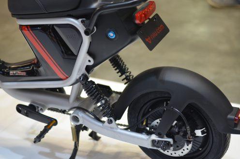 Niu Unveils New Electric Scooters Including Um Mini E Bike