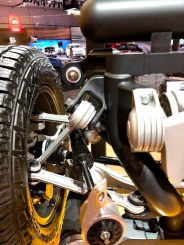 Rivian suspension