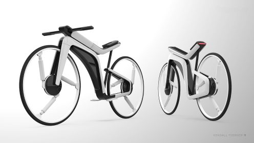 tesle electric bicycle designs 4