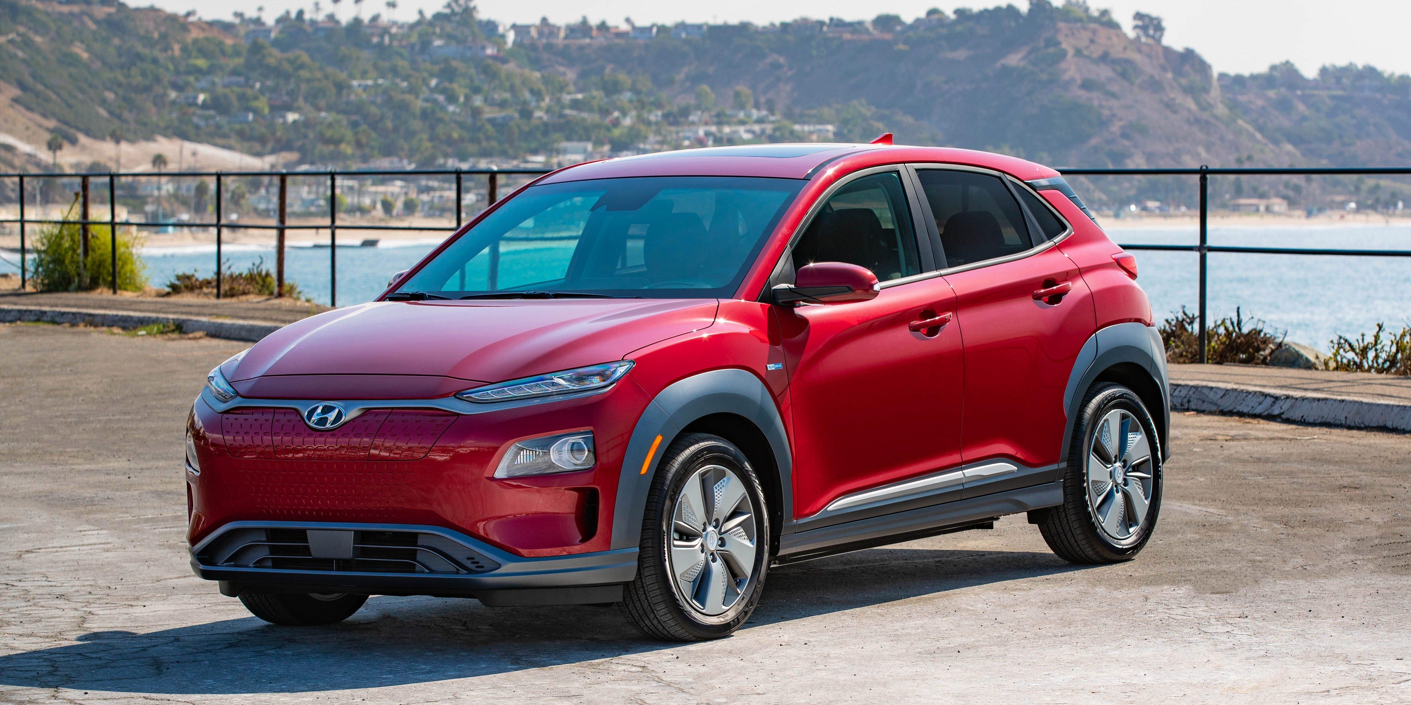 Hyundai Reveals Full Kona Ev U S Prices Starting At 36450