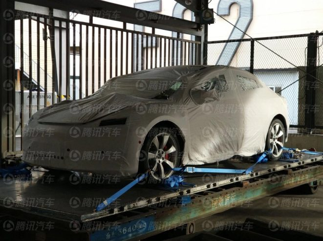 Tesla Model 3 new wheels 2