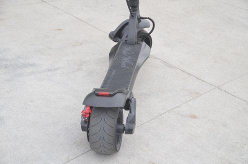 Review: FluidFreeRide's Mercane WideWheel electric scooter