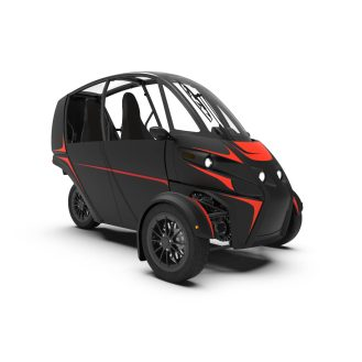 arcimoto FUV evergreen edition