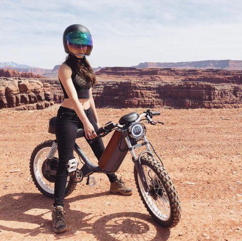 Onyx CTY motorbike