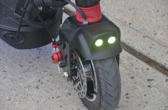 turbowheel dart electric scooter
