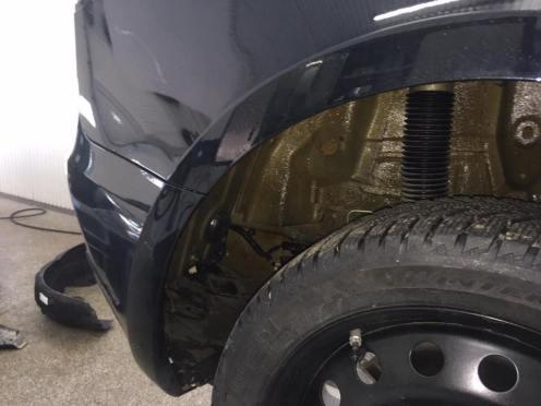 Model 3 dirt accumulation flaw 1